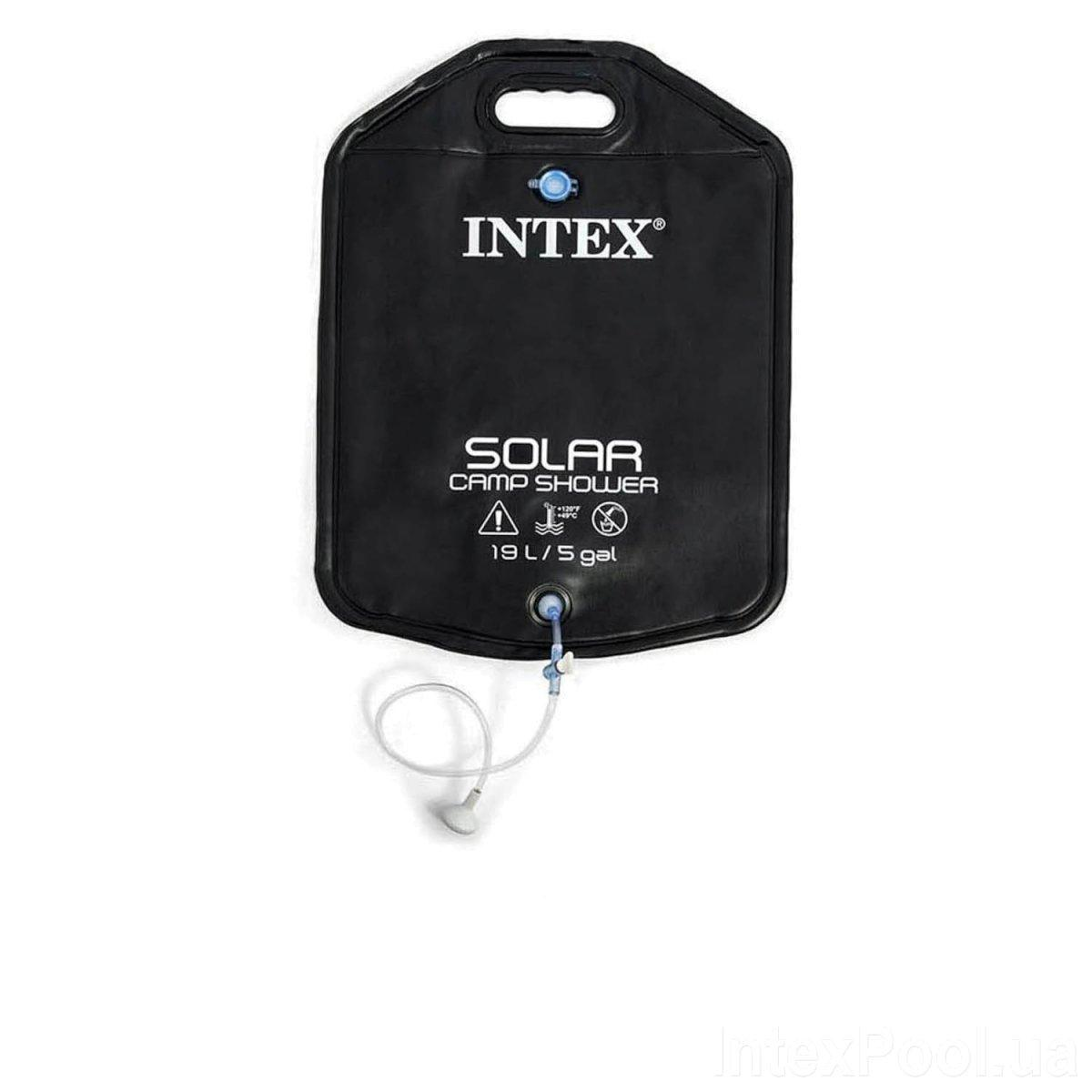 Навесной душ Intex 28052, 19 л, 65 х 48 см