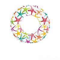 Надувной круг Intex 59230 Звездочка, 51 см