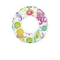 Надувной круг Intex 59230 Осьминожка, 51 см