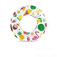 Надувной круг Intex 59230 Фрукты, 51 см