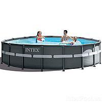 Каркасный бассейн Intex 26334 - 0, 610 х 122 см