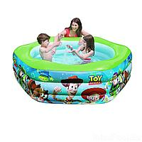 Детский надувной бассейн Intex 57490 История игрушек 191 х 178 х 61 см