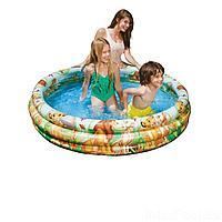 Детский надувной бассейн Intex 58420 Король Лев, 147 х 33 см