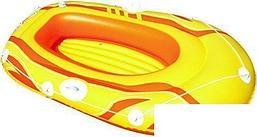 Одноместная надувная лодка Bestway 61050 Hydro - Force, желтая, 145 х 87 см