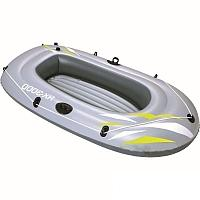 Полутораместная надувная лодка Bestway 61103 Hydro Force, 186 х 100 см