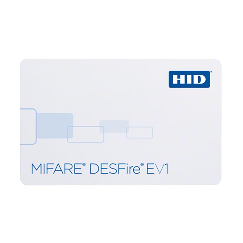 Бесконтактная карта с чипом DESFIRE 1450 Desfire Card