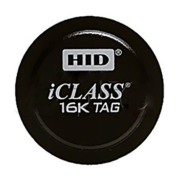 Смарт-метка iCLASS SE (16 Кб, 2 сектора) iC-3301
