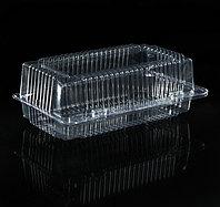 Пищевой одноразовый контейнер 18×11×7 см