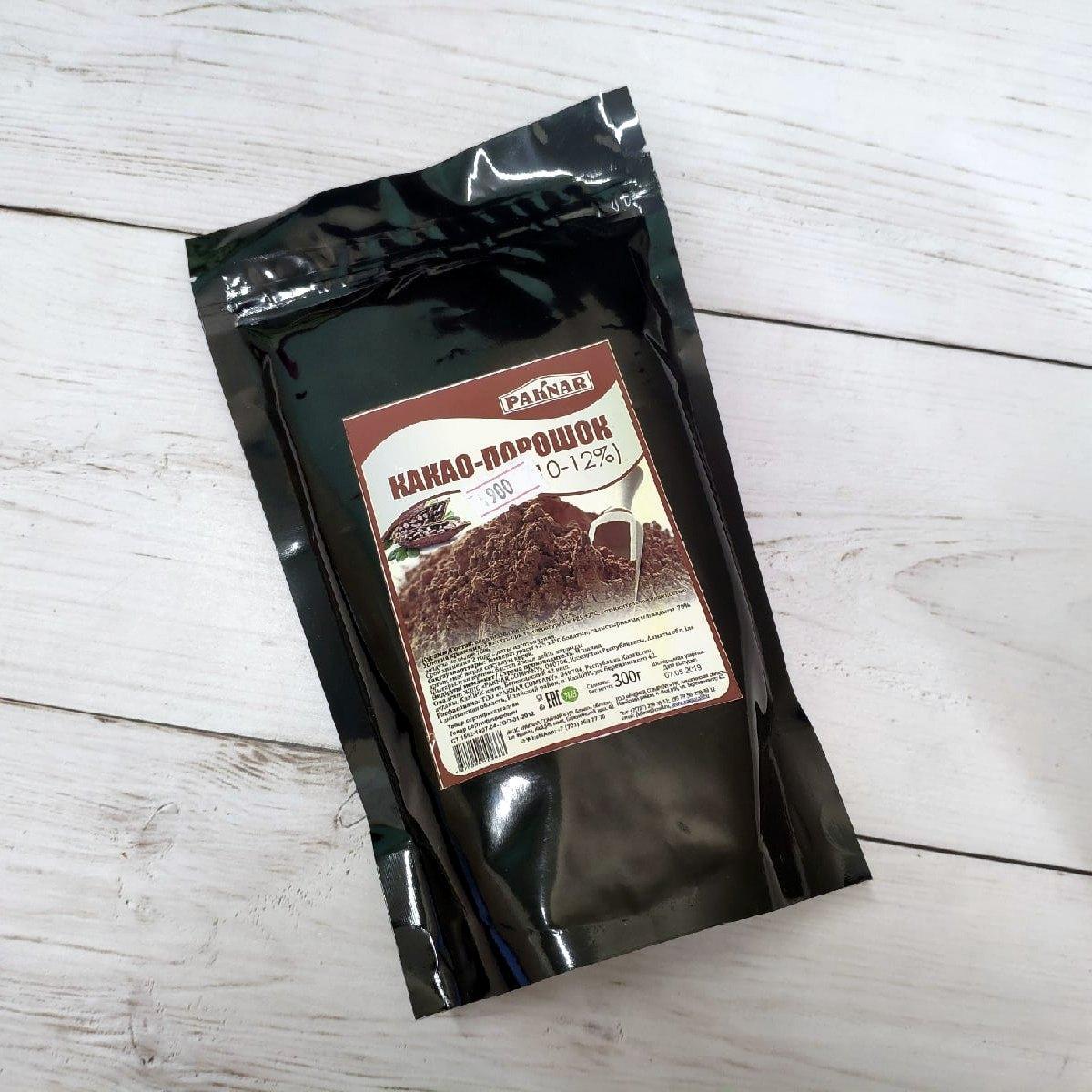 Какао порошок Paknar 300г