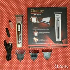 Машинка для стрижки волос /GEEMY GM-6140 /