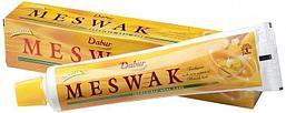 Зубная паста DABUR Мешвак с экстрактом растения Miswak, 100 г.