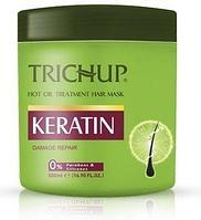 Маска для волос с Кератином Trichup, 500 мл.