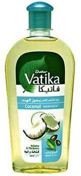 Масло для волос VATIKA, обогащённое кокосом, 200 мл.
