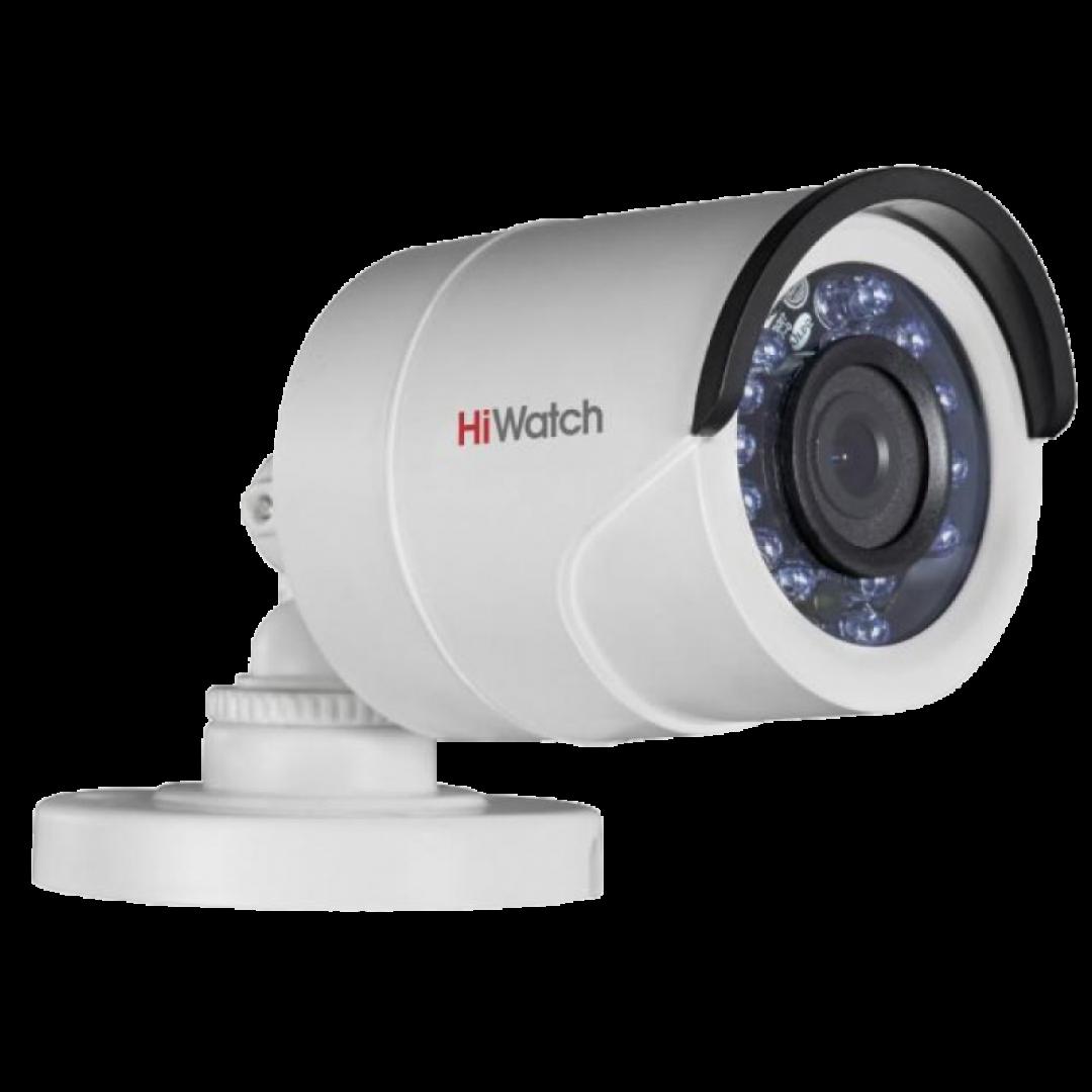 Цилиндрическая HD-TVI видеокамера HiWatch DS-T270
