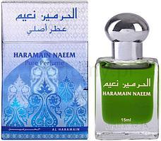 Арабские масляные духи AL-HARAMAIN NAEEM / НАИМ, 15 мл.