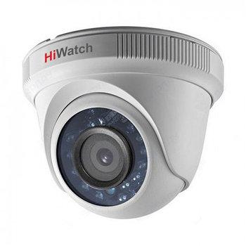 Купольная HD-TVI видеокамера HiWatch DS-T283