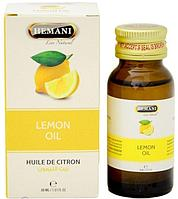 Косметическое масло лимона от HEMANI, 30 мл.