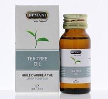 Косметическое масло чайного дерева от HEMANI, 30 мл.