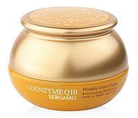 Омолаживающий крем с коэнзимом Q10 BERGAMO Coenzyme Q10 Wrinkle Care Cream