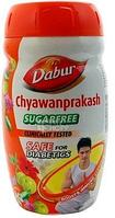 Аюрведический джем Чаванпраш Chawanprash Dabur Без сахара, 900 г.