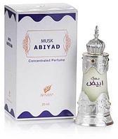 Арабские масляные духи AFNAN MUSK ABIYAD / Муск Абияд, 20 мл.
