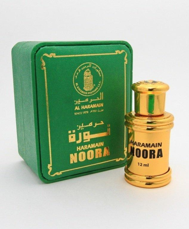 Женские масляные духи AL-HARAMAIN NOORA / НУРА, 12 мл.