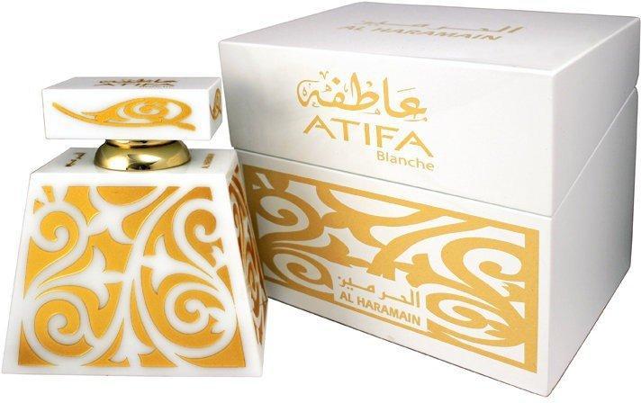 Арабские масляные духи AL-HARAMAIN ATIFA Blanche /  АТИФА БЛАНШ, 24 мл.