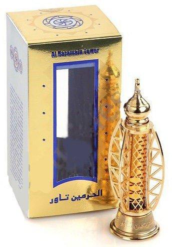 Арабские масляные духи AL HARAMAIN TOWER / БАШНЯ АЛЬ ХАРАМАЙН, 20 мл.