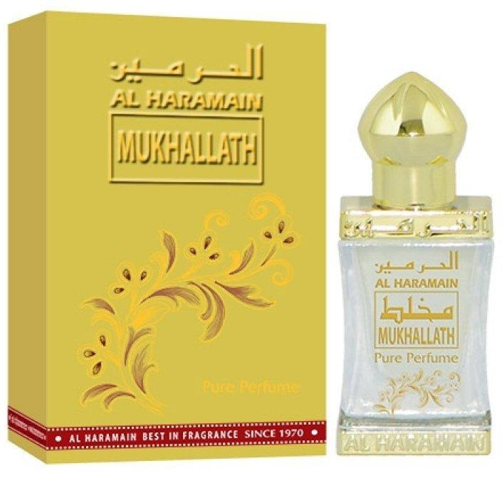 Арабские масляные духи AL HARAMAIN MUKHALLATH / АЛЬ-ХАРАМАЙН МУХАЛЛАТ, 12 мл.
