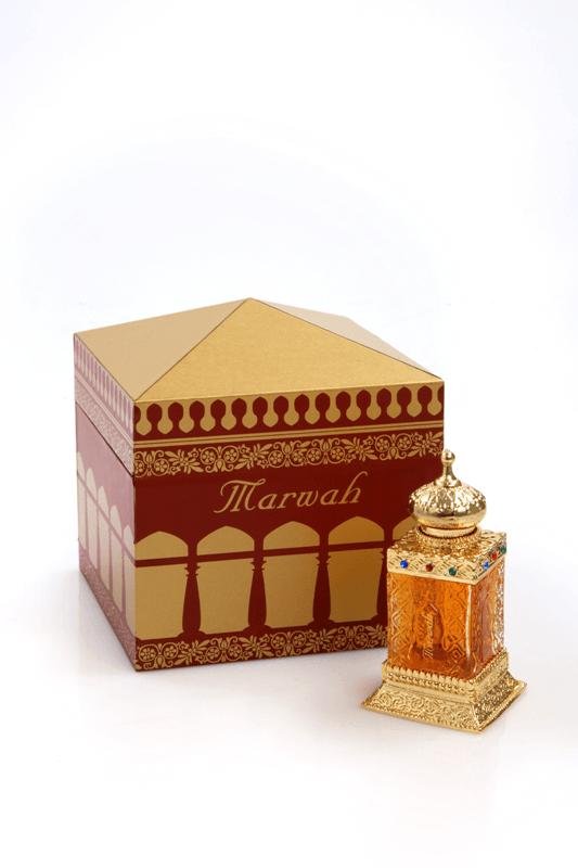 Арабские масляные духи AL-HARAMAIN MARWAH / МАРВА, 25 мл.