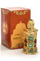 Арабский масляный парфюм AL-HARAMAIN MUKHALLATH SHUYOOKHI  /МУХАЛЛАТ ШУЮХИ Золото, 25 мл.