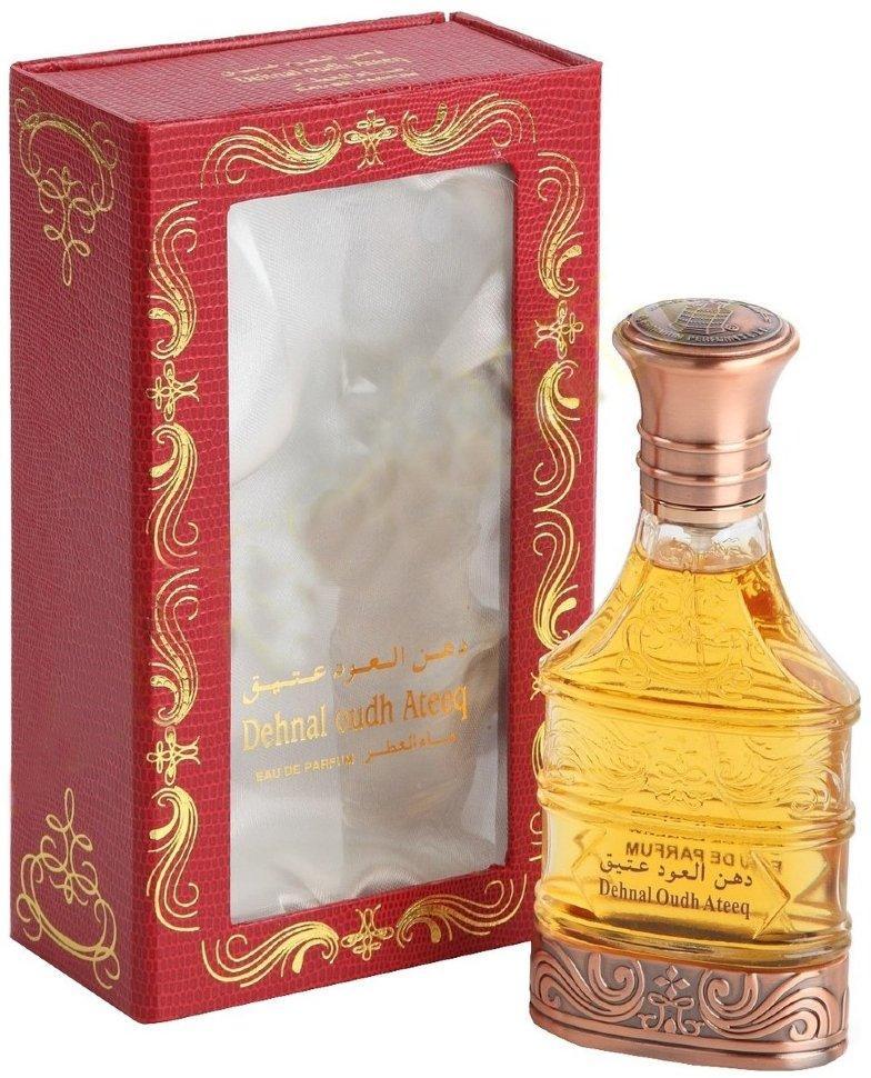 Арабская парфюмированная вода AL-HARAMAIN DEHNAL OUDH ATEEQ / ДЕНАЛ УД АТИК  Eau de Parfum, 55 мл.