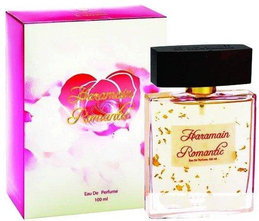 Арабская парфюмированная вода HARAMAIN ROMANTIC / ХАРАМАЙН РОМАНТИКА Eau de Parfum, 100 мл.
