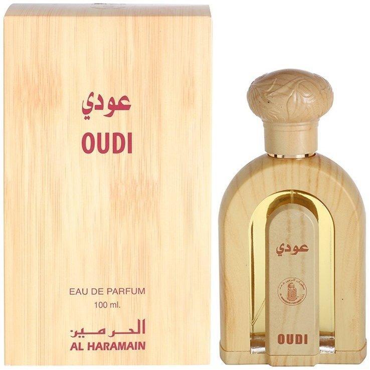 Арабская парфюмированная вода AL-HARAMAIN OUDI / ОУДИ Eau de Parfum, 100 мл.
