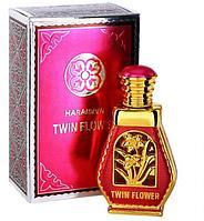 Арабские масляные духи AL-HARAMAIN TWIN FLOWER / ЦВЕТОК-БЛИЗНЕЦ, 15 мл.