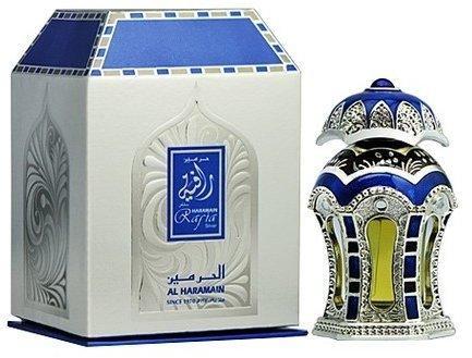 Арабские масляные духи AL HARAMAIN RAFIA SILVER / АЛЬ-ХАРАМАЙН РАФИА СЕРЕБРО, 20 мл.