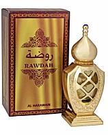 Арабские масляные духи AL-HARAMAIN  RAWDAH / РАУДА, 15 мл.