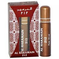 Арабские масляные духи AL HARAMAIN  212 / АЛЬ-ХАРАМАЙН  212, 10 мл.