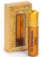 Арабские масляные духи AL HARAMAIN  GOLD / АЛЬ-ХАРАМАЙН  ЗОЛОТО, 10 мл.