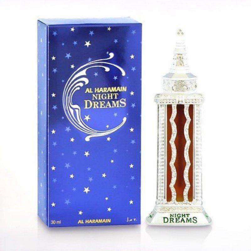 Арабские масляные духи AL-HARAMAIN NIGHT DREAMS / НОЧНЫЕ СНЫ, 30 мл.