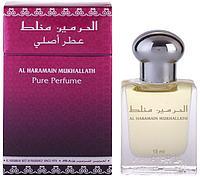 Арабские масляные духи HARAMAIN MUKHALLATH  - (Бывшее KHALTATH / ХАЛЬТАТ), 15 мл.
