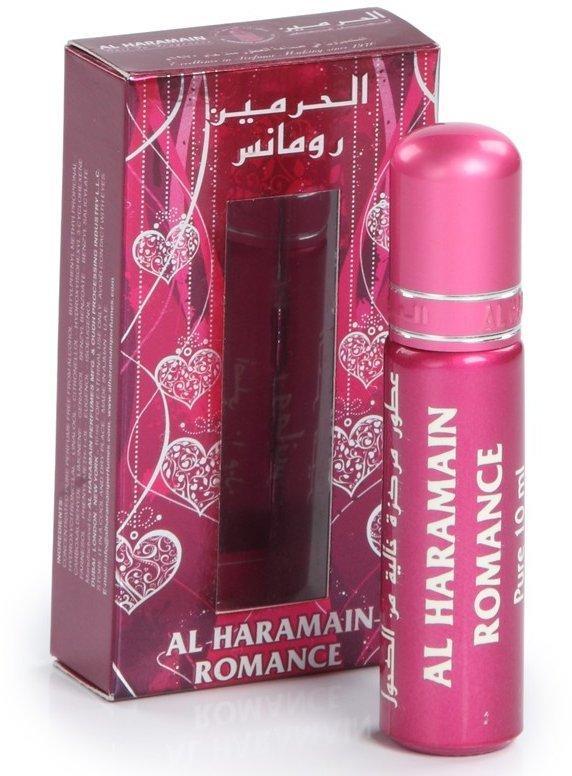 Арабские масляные духи AL HARAMAIN  ROMANCE / АЛЬ-ХАРАМАЙН  РОМАНТИКА, 10 мл.
