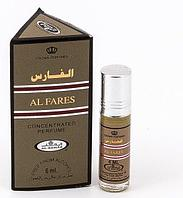 Арабские масляные духи AL REHAB AL-FARES, 6 мл.