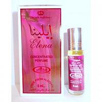 Арабские женские масляные духи AL REHAB ELENA (Елена), 6 мл.