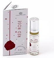 Арабские масляные духи AL REHAB RED ROSE (Красная Роза), 6 мл.