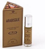 Арабские женские масляные духи AL REHAB ARABISQUE (Арабиск), 6 мл.