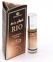 Арабские масляные духи AL REHAB RIO (Рио), 6 мл.