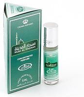 Арабские масляные духи AL REHAB MUSK AL MADINAH (Муск аль Мадина), 6 мл.