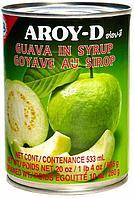 Гуава в сиропе AROY-D, 565 гр.