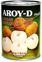 Лонган в сиропе AROY-D, 565 гр.